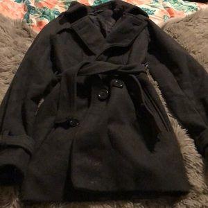 Jackets & Blazers - Pea coat